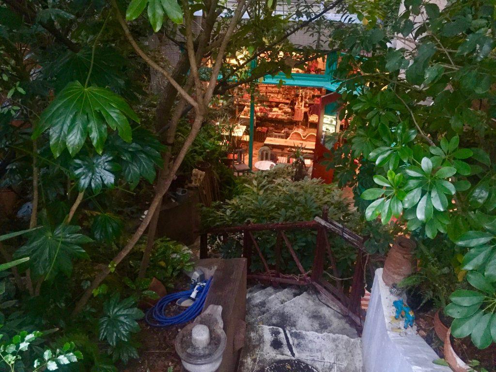 中津チャイカフェ