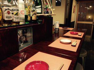 京橋 夜カフェ rosso