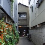 浅草 路地裏の古民家カフェ