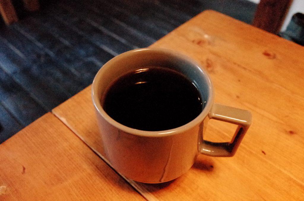 つむぐり コーヒー